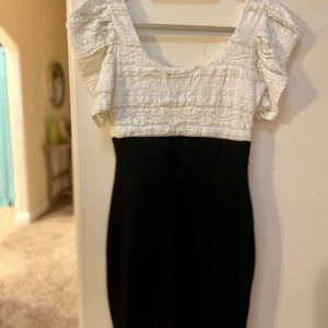 Super comfortable and cute cotton lace Dress